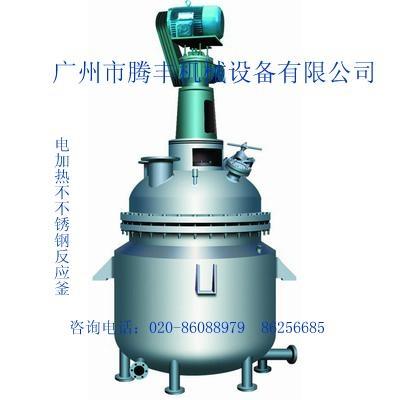 填料密封电加热搪玻璃反应釜 3