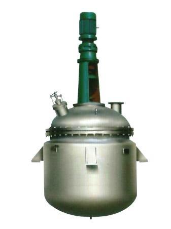 填料密封电加热搪玻璃反应釜 4