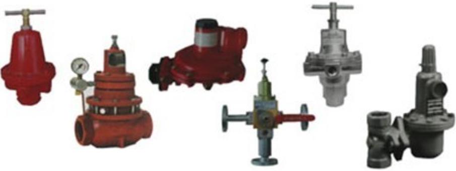 进口燃气调压器图片