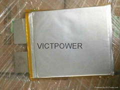 Taiwan's kinetic energy 3.2 V 30 ah iron phosphate lithium polymer battery