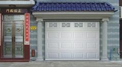 不锈钢翻板车库门|车库门电机|车库门价格