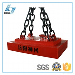 Crane Magnet Lifting, Magnetic Lifter for Steel Pipe