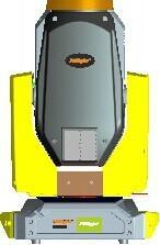 G350 15R 光束圖案染色燈