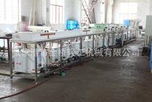 Electroplated diamond wire saw equipment