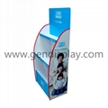Point of Purchase Cardboard Display