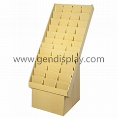 FSDU Cardboard Display S