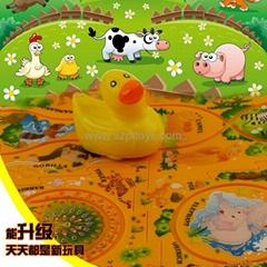 B/O Vehicle Puzzle Toy