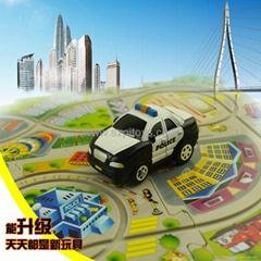 B/O Puzzle Vehicle Toys