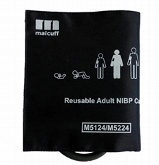 Reusable NIBP Cuff