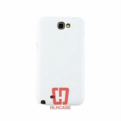 3D sublimation case/cover for Samsung Galaxy Note 2 (N7100)