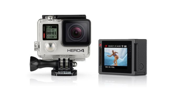Gopro HERO4 Si  er Edition Video Camera     1