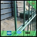 PVC coated welded wire mesh fence design manufacturer and low price 2