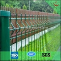 PVC coated welded wire mesh fence design manufacturer and low price 5