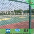 pvc coated chain link fence original manufacturer 2