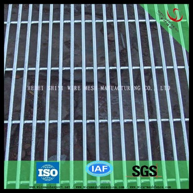 358 security welded wire mesh fence panel factory(ISO 9001) 3