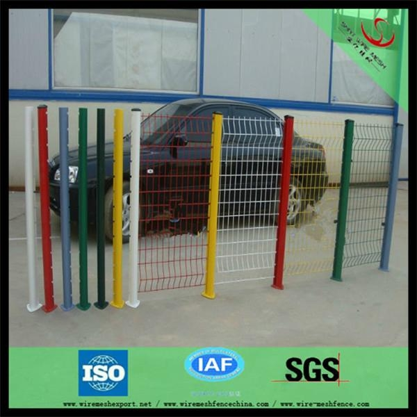 wire mesh fence post low price 4