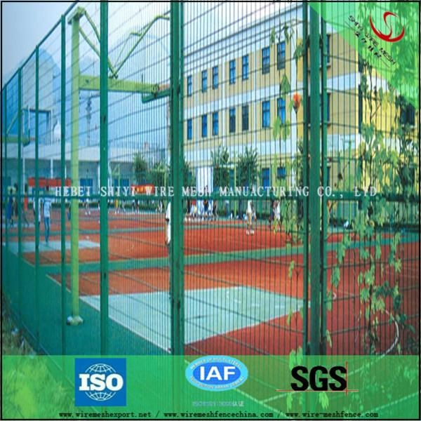 Pvc coated and galvanized garden fence 20 years factory and manufacturer 4