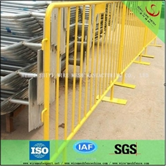 hot dipped galvanized temporary fence directly factory