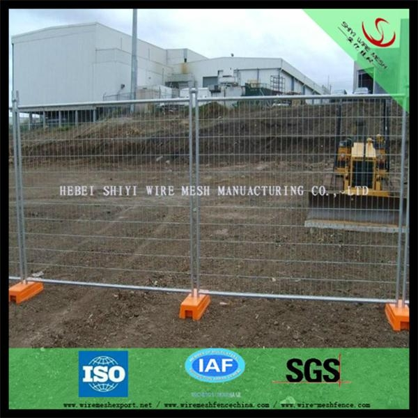 hot dipped galvanized temporary fence directly factory 2