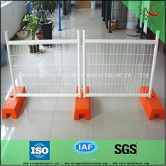 hot sale portable mesh fence