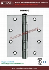 stainless steel 4 ball bearing door hinge