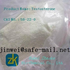 Testosterone Hormone  Steroids for Muscle Building