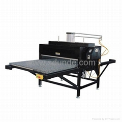 Pneumatic Double Stations Sublimation Machine