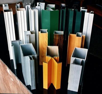 北京隔断铝型材 1