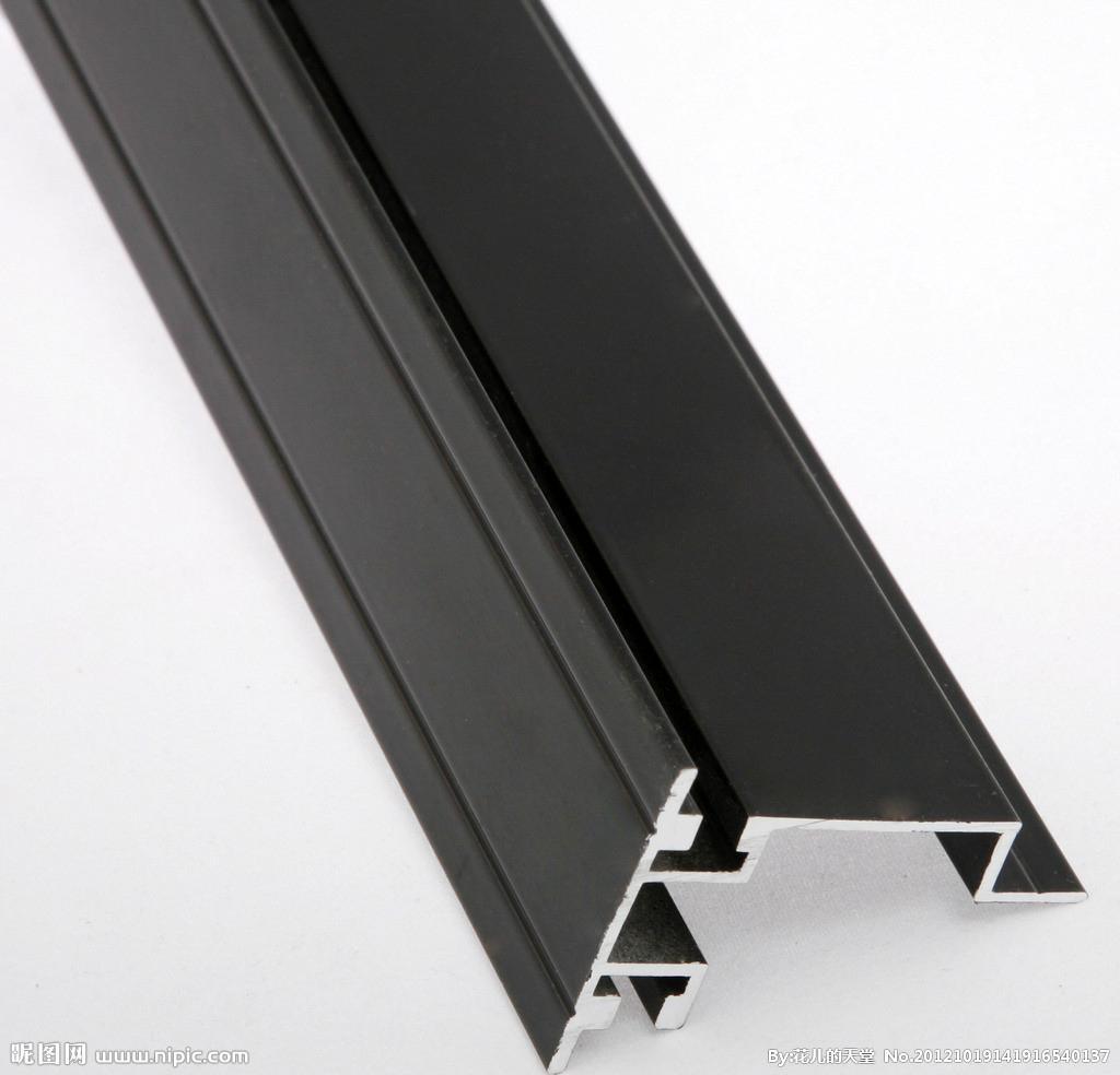 北京铝型材柜机边框铝材 5