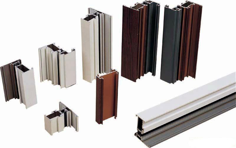 北京鋁型材框料 1