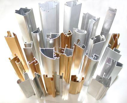 北京铝型材喷涂 3