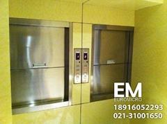 欧微载货电梯