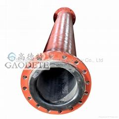 钢塑尾矿输送管