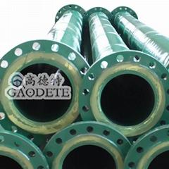 供應鋼襯聚氨酯耐磨管