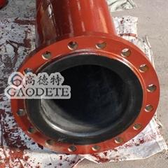 鋼塑復合管道