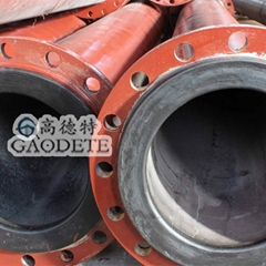 新疆鋼塑復合輸油管道
