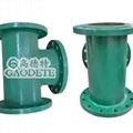 供应新疆地区输油用钢衬聚氨酯七
