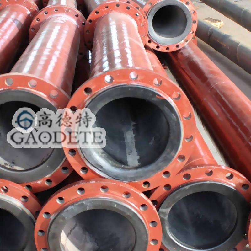 新疆地区钢塑污水排放弯头 3