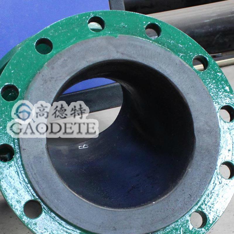 新疆地区钢塑污水排放弯头 2