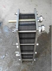不鏽鋼板式換熱器