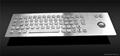 工业专用金属PC键盘