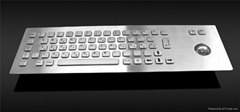 工業專用金屬PC鍵盤