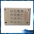 3501B银联认证键盘PCI键