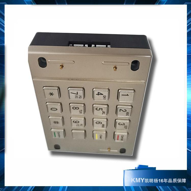 3501B银联认证键盘PCI键国密工行保管箱PCI键盘 2