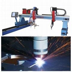 2013 New type numerical control plasma cutting machine
