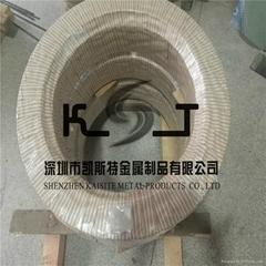 0.2鍍鎳鋼帶  沖壓用SPCC鍍鎳鐵帶