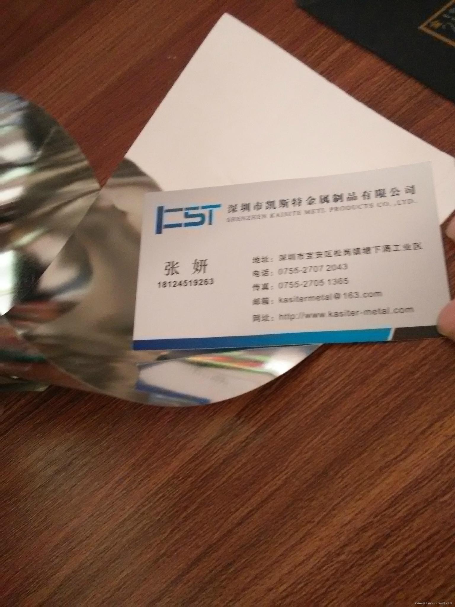 304BA面不锈钢带 0.1 -1.0 6k镜面不锈钢带 1