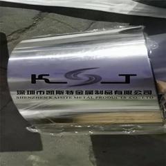 spcc冷扎钢带 0.05书页用铁带切片