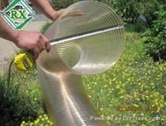 不含塑化剂PU钢丝吸尘管