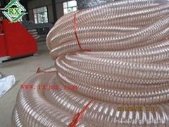 不含塑化剂PU钢丝通风管
